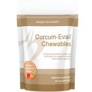 Curcum-Evail Chewables (60ct)