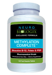 Methylation Complete Sublingual 120ct