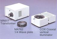 Meiji COX Coaxial Vertical Illuminator, 6V/30W Halogen