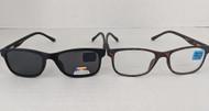 Easton Bifocal Reader with Polarized clip on