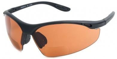 BL Sports Style  Bifocal Sun Reading Glasses / Drivers Lense