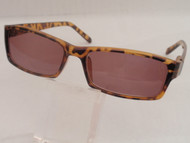 Devin Full Tinted Reading Glasses Men's / Tortoise