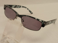 Geo Full Tinted Reading Glasses  GREY/TORTOISE