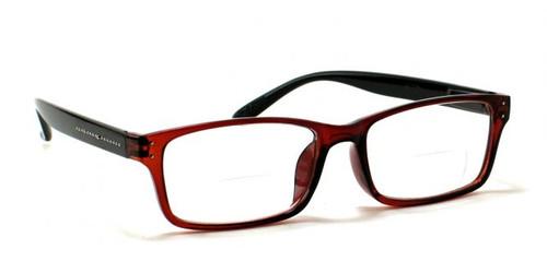 Kelly Bifocal plastic  Reading Glasses Women