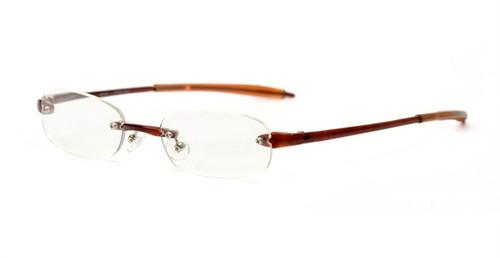 Visualite #5 Reading Glasses / Red