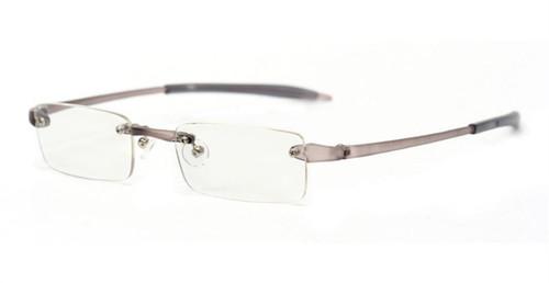 Visualite  #1 Reading Glasses / Smoke