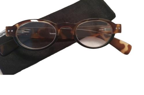 Monroe/Retro Round Tortoise Reading Glasses