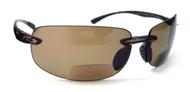 PC Bifocal Sun Reading Glasses/ Drivers Lense