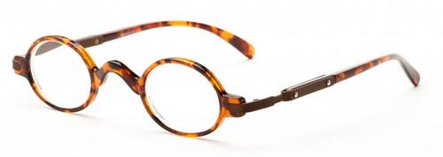 Retro Lennon Reading Glasses/ Tortoise