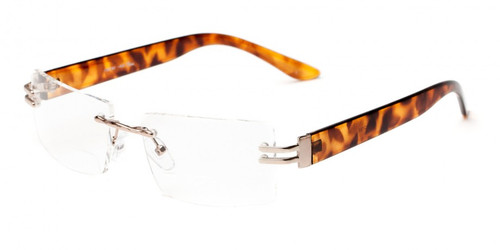 SP Bifocal Reading Glasses For Women/Copper