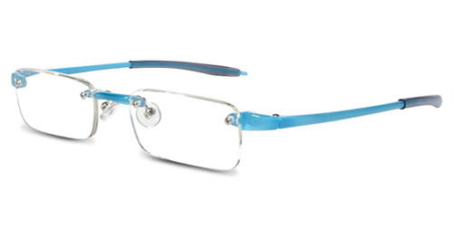 Visualite #1 Reading Glasses / Turquoise