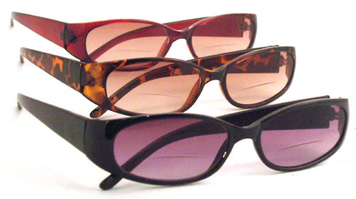 GG Bifocal  Sun Reading Glasses /Women