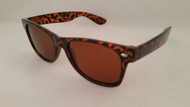 polarized wayfarer sunglasses tortoise shell
