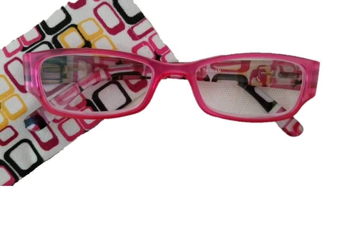 14f01df94b Livi Designer Style Women s Reading Glasses  Pink - EyeNeeds