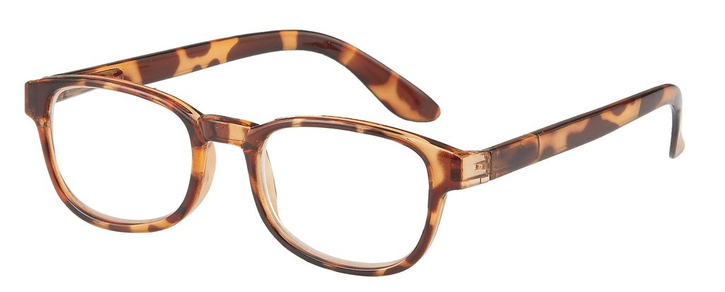 31b5457f1fdd Jesse Full Frame Low Power Reading Glasses Tortoise .75 - EyeNeeds