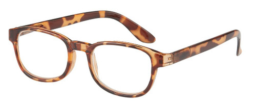 Jesse Full Frame  Low Power Reading Glasses/Tortoise .75