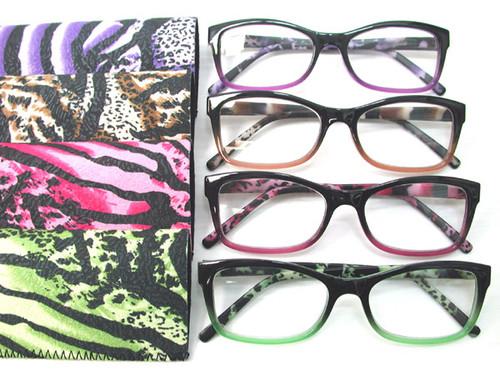 cosmopolitan designer style women's reading glasses