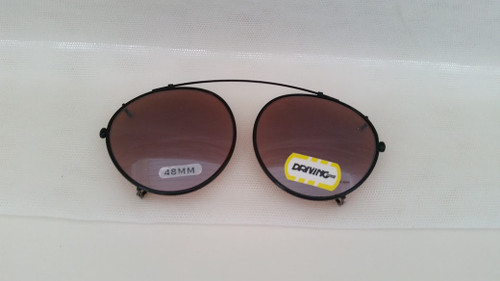 Wire Driver's Lenses Clip On 48MM