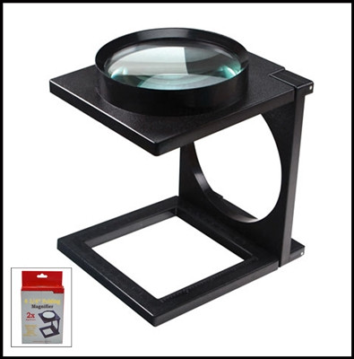 Giant 2X Folding Magnifier