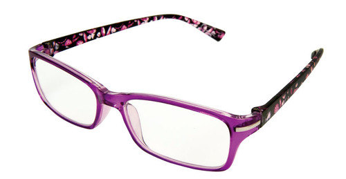 plastic women's bifocal reading glasses