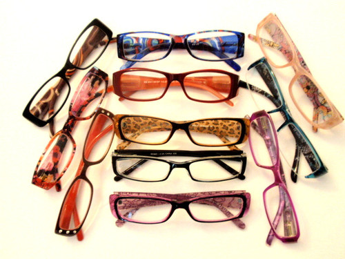 Boutique Styles Women's Reading Glasses (3) For $24.95