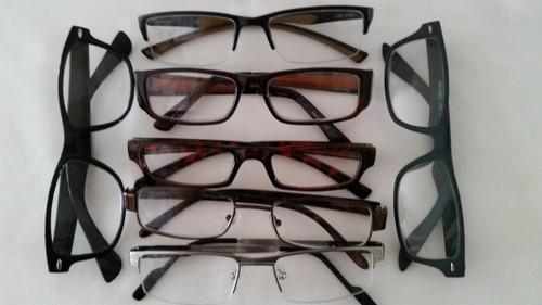 Assorted  Multi-Pack Reading Glasses For Men / 3 for $20