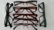 Assorted  Multi-Pack Reading Glasses For Men / 3 for $20