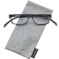 Jasper plastic neck hanging reading glasses 3.50 & 4.00