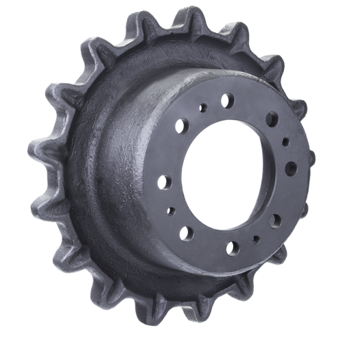Bobcat T770 2-Speed Drive Sprocket - 8 Bolt Holes and 17 Teeth
