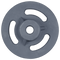 Bobcat MT52 Idler Wheel Side View - Part Number: 7109408