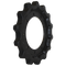 Takeuchi TL240 242mm Drive Sprocket - Part Number: 08811-60110