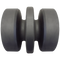 John Deere CT332 Bottom Roller Assembly Top View - Part Number: AT366460/ID2802