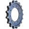 John Deere 333D 10 Bolt Hole Drive Sprocket - Part Number: T254141