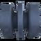 Kubota SVL75 Bottom Roller  Top View  - Part Number: V0511-25104