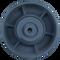 Kubota SVL90-2 Bottom Roller  Side View  - Part Number: V0511-25104