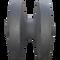 Kubota SVL90-2S Front Idler  Top View  - Part Number: V0611-22100