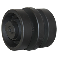 New Holland C175 Bottom Roller - Part Number: 87480419