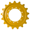Caterpillar 289C Drive Sprocket  Side View  - Part Number: 304-1916