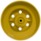 Caterpillar 299C Front Idler  Side View  - Part Number: 304-1878