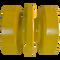 Caterpillar 279C Bottom Roller  Top View  - Part Number: 304-1890