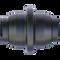 Kubota KX41-3 Bottom Roller  Top View  - Part Number: RA221-21700