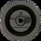Kubota U25 Bottom Roller  Side View  - Part Number: RB511-21702