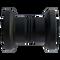Kubota KX121-3 Bottom Roller  Top View  - Part Number: RD148-21700