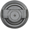 Kubota KX080 Bottom Roller  Side View  - Part Number: RD809-21703