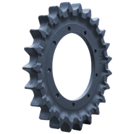 Kubota KX121-3 Drive Sprocket - Part Number: RD118-14433