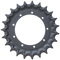 Kubota KX121-3 Drive Sprocket  Side View  - Part Number: RD118-14433