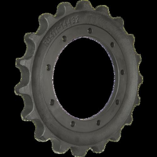 Kubota KX161-3 Drive Sprocket - Part Number: RD411-14432