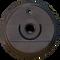 John Deere 35C Bottom Roller  Side View  - Part Number: 9237937