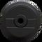 John Deere 50D Bottom Roller  Side View  - Part Number: 9239528