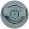 Takeuchi TB145 Bottom Roller  Side View  - Part Number: 03913-02100